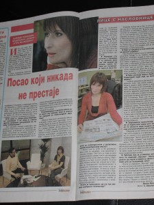intervju