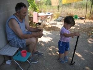 tata i Nikola